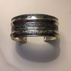 Silpada Cuff Bracelet